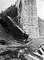 Vasúti viadukt az 1931. szeptember 13-i merénylet után. Fortepan 14279.jpg
