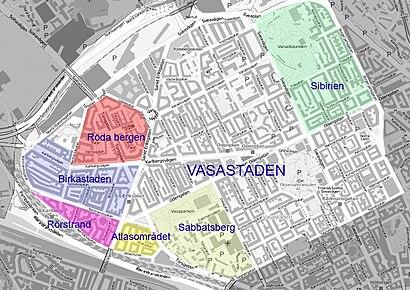 Como chegar até Birkastan com o transporte público - Sobre o local