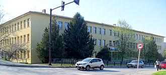 Gorna Oryahovitsa - Vasil Levski's Technical school
