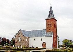 Vejerslev kirke (Favrskov).JPG