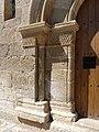 Velilla de Cinca - Ermita de San Valero - Portada - Columnas 14.jpg