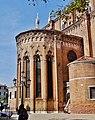 Venezia Chiesa di Santi Giovanni e Paolo Valier-Mausoleum 2.jpg