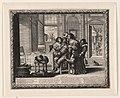 Verloren zoon verkwist zijn erfenis L'Istoire De L'Enfant Prodigue (serietitel) La Parabole du Fils prodigue (serietitel) Parabel van de verloren zoon (serietitel), RP-P-OB-42.012.jpg
