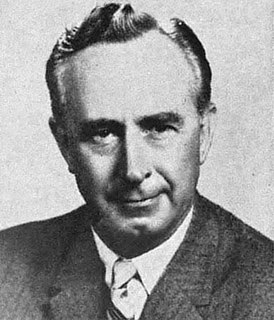 Vernon Wallace Thomson American politician