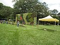 Vertical Garden from Lalbagh flower show Aug 2013 8794.JPG
