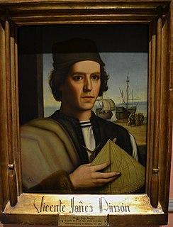 Vicente Yáñez Pinzón Spanish navigator, explorer