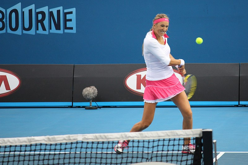 File:Victoria Azarenka at the 2011 Australian Open1.jpg