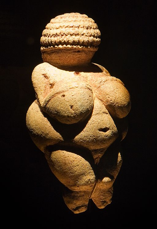 Vienna - Willendorf Venus Natural History Museum - 6190