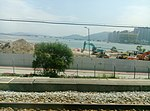 View from Airport Express near Airport station.jpg