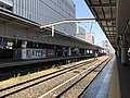View from platform of Hakata Station (local lines) 1.jpg