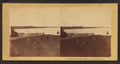 View looking down the Lake from the Senter House, Centre Harbor, by Clifford, D. A., d. 1889.png