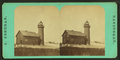 View of a lighthouse, by Freeman, J. (Josiah).png