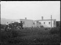 View of the back of Albert Percy Godber's house on Whiteman's Valley Road, Silverstream. ATLIB 288481.png