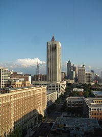 View south from the Palomar Hotel, Atlanta GA.jpg