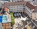 Villach Innenstadt Rathausplatz 1 Rathaus NW-Ansicht 07092015 7202.jpg
