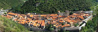 Villefranche-de-Conflent - Image: Villafranca Conflent