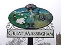 Village sign - geograph.org.uk - 763612.jpg