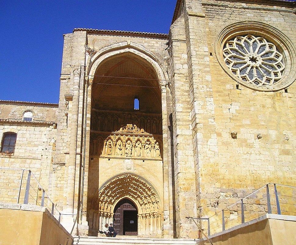 Villalcazar de Sirga-Sta Maria la Blanca