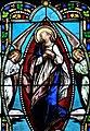 Villeréal - Église Notre-Dame - Vitrail de la vie de Marie -5.jpg
