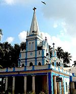 Villianur shrine