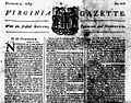 Virginia Gazette 11 04 1763.jpg