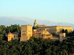 In Welke Spaanse Stad Staat Het Beroemde Alhambra.Granada Stad Wikipedia