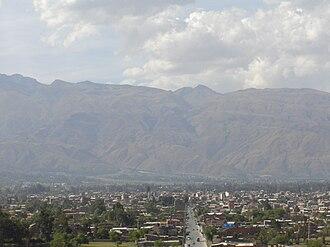 Quillacollo Municipality - Quillacollo