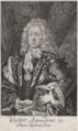 Vittorio Amedeo II, King of Sardinia, engraving.png