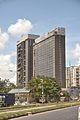 Vivara Serviced Apartments and JW Marriott Hotel Under Construction - Eastern Metropolitan Bypass - Kolkata 2016-08-30 6539.JPG