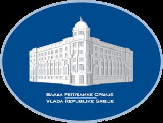 First cabinet of Ana Brnabić