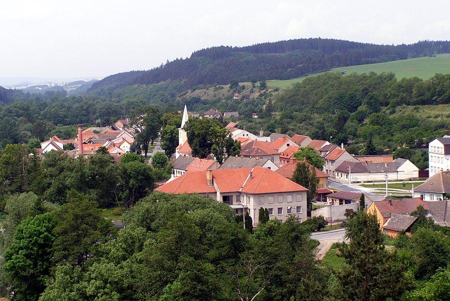 Vladislav (Třebíč District)