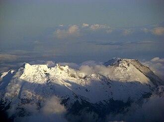 Nevado del Huila - Nevado del Huila in December 2008
