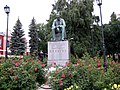 Voronezh. Monument I.S. Nikitinu.JPG
