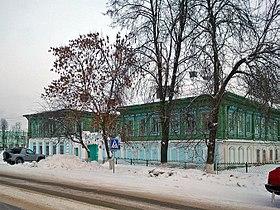 Город семенов нижегородской области дом престарелых частный дом для престарелых в лобне