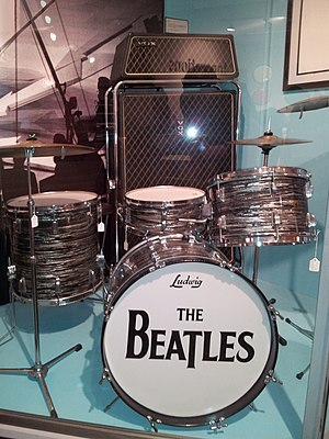 Vox (musical equipment) - Vox Super Beatle (exhibited at Museum of Making Music)