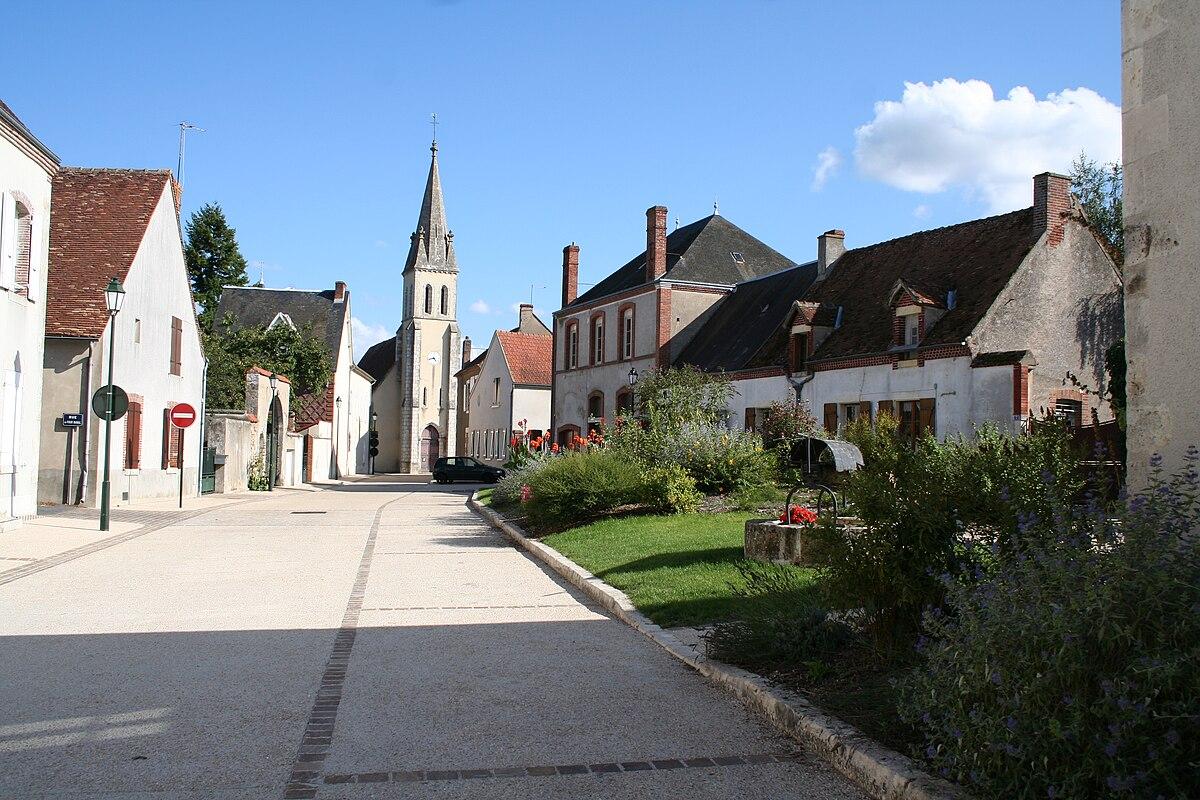 Saint brisson sur loire wikip dia for Sully sur loire code postal