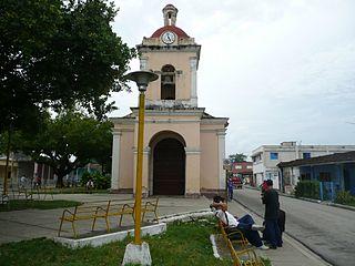 San Antonio de las Vueltas Village in Villa Clara, Cuba