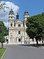 Włodawa, kościół św. Ludwika, widok od pd. (2).JPG