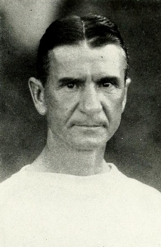 W. C. Raftery - Raftery pictured in Bomb 1937, Virginia Military Institute yearbook