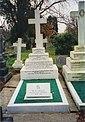 W. G. Grace grave.jpg