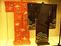 WLA vanda Black Kimono with trees.jpg