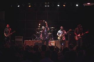 Whiskey Myers rock band