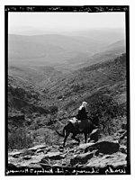Wady Shwaye. Mt. Hasbay (i.e., Hasbaya) & Hermon LOC matpc.13098.jpg