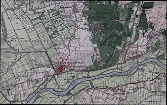 History of Wageningen - Wageningen region, 1906