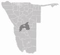 Wahlkreis Khomasdal in Khomas.png