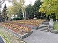 Walczyli pod sztandarami PPR zginęli na szubienicach z rąk Hitlerowców 16 X 1942 - Cmentarz Wojskowy na Powązkach (164).JPG