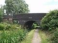Walsall Canal - Bentley Road Bridge - geograph.org.uk - 864868.jpg