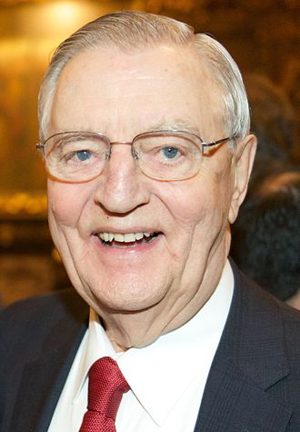 Vice President of the United States - Image: Walter Mondale 2014