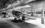 Walter NZ-120 a Spartan C3-2 na letecké výstavě v Detroitu 1929.jpg