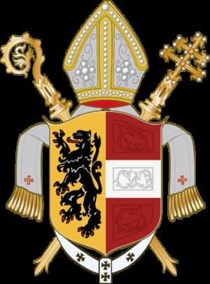 Electorate of Salzburg - Image: Wappen Erzbistum Salzburg